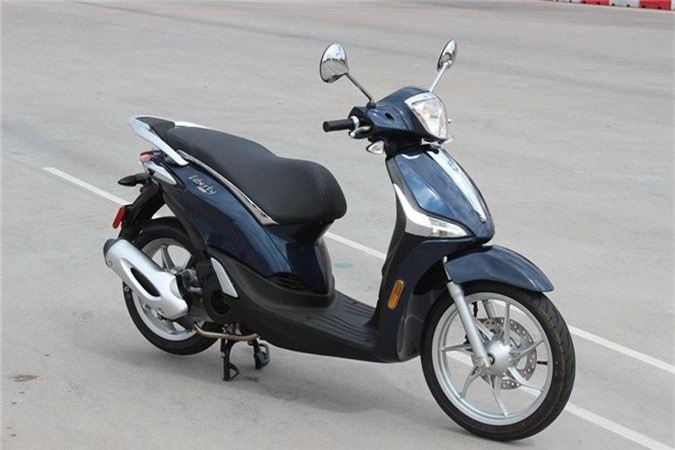 Chọn tay ga Honda Sh Mode hay Piagio Liberty sẽ bền hơn? - ảnh 2