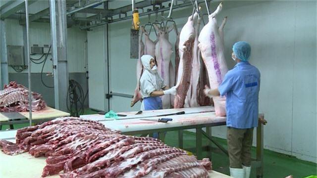 Bộ Công thương cảnh báo thiếu nguồn cung thịt lợn dịp cuối năm - Ảnh 1.