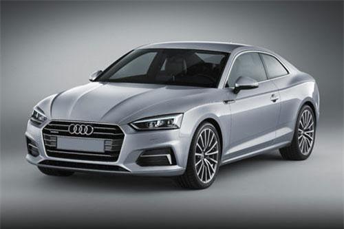 10. Audi A5 2019.