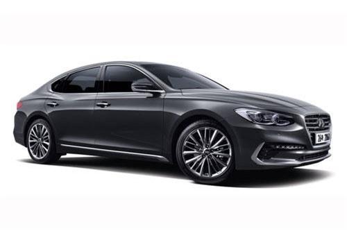 Hyundai Grandeur (doanh số: 46.790 chiếc).
