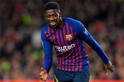 4. Ousmane Dembele (Borussia Dortmund đến Barcelona năm 2017, 105 + 45 triệu euro).