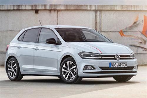 6. Volkswagen Polo (doanh số: 22.395 chiếc).