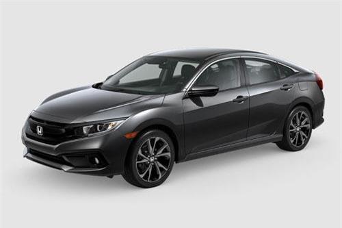 9. Honda Civic (doanh số: 139.421 chiếc).