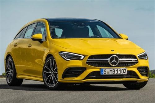 Mercedes-Benz CLA 35 AMG Shooting Brake 2020