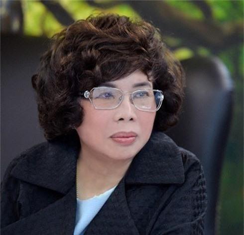 Bà Thái Hương – người đưa thương hiệu sữa TH true Milk đến nước Nga.