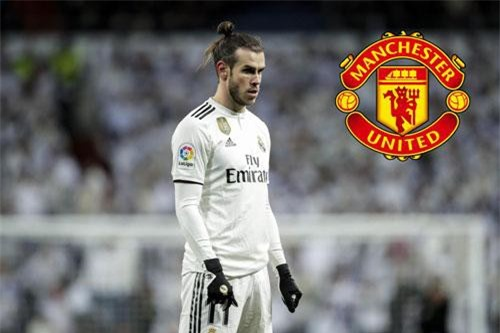 Bale sắp gia nhập M.U.