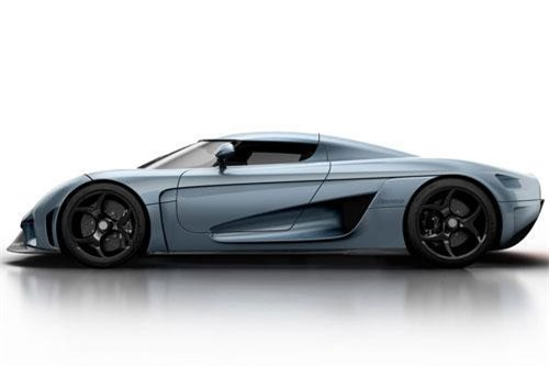 =6. Koenigsegg Regera (vận tốc tối đa: 410 km/h).