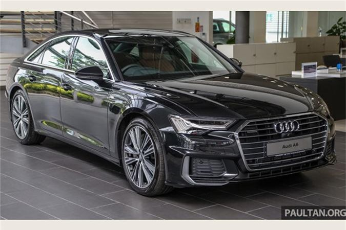 Chi tiet Audi A6 the he moi gia tu 3,28 ty Malaysia-Hinh-10