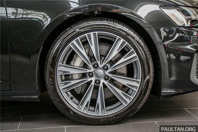 Chi tiet Audi A6 the he moi gia tu 3,28 ty Malaysia-Hinh-4