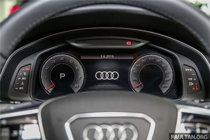Chi tiet Audi A6 the he moi gia tu 3,28 ty Malaysia-Hinh-6