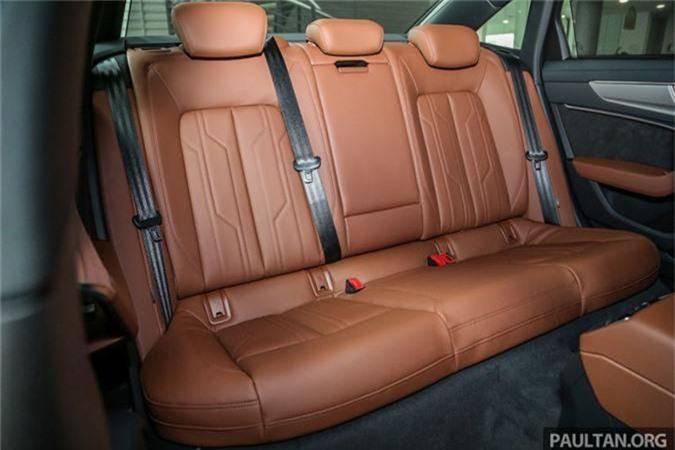 Chi tiet Audi A6 the he moi gia tu 3,28 ty Malaysia-Hinh-7