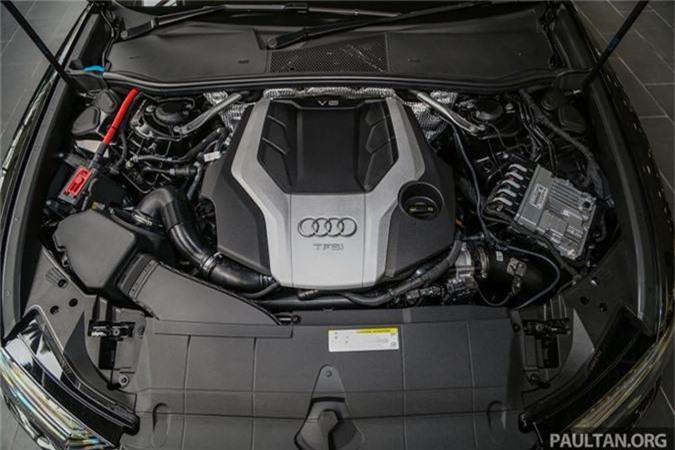 Chi tiet Audi A6 the he moi gia tu 3,28 ty Malaysia-Hinh-8