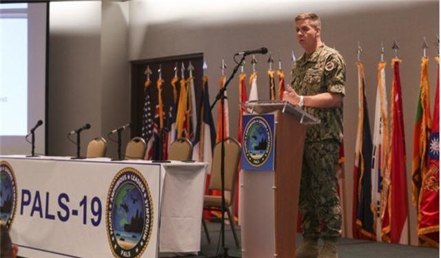 Treo cờ Đài Loan tại hội thảo phòng thủ, Mỹ có thể chọc giận Trung Quốc - 1