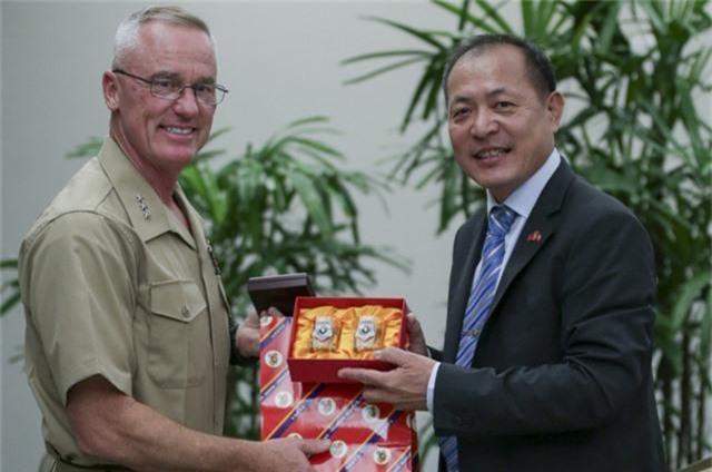 Treo cờ Đài Loan tại hội thảo phòng thủ, Mỹ có thể chọc giận Trung Quốc - 2
