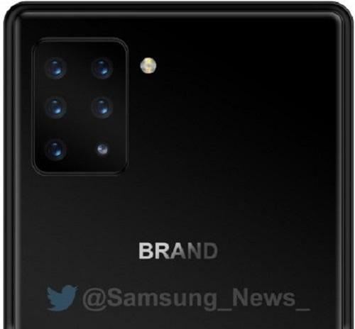 Sony phát triển smartphone 6 máy ảnh phía sau
