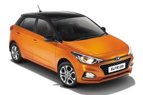 7. Hyundai Elite i20 (doanh số: 54.837 chiếc).