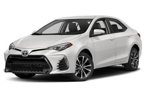 7. Toyota Corolla (doanh số: 39.399 chiếc).