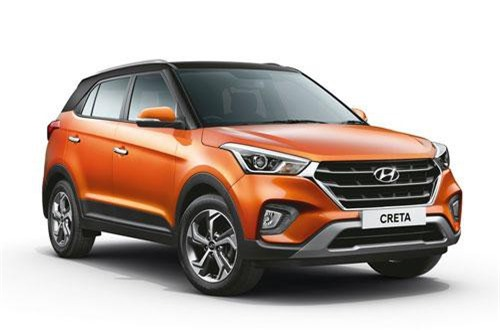 8. Hyundai Creta (doanh số: 51.509 chiếc).