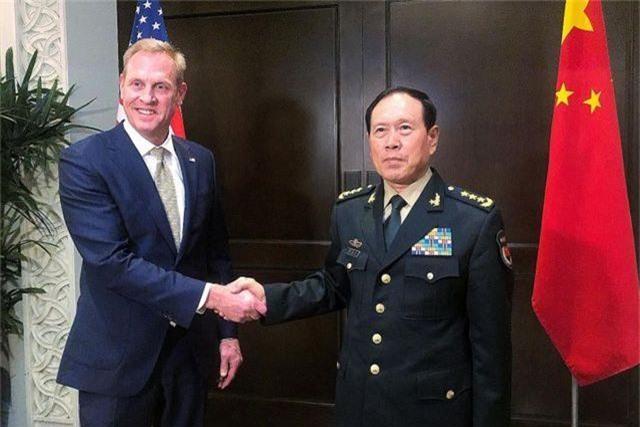 Món quà nhắc khéo Trung Quốc của ông chủ Lầu Năm Góc - 1