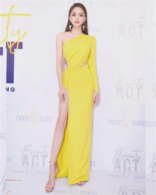 Ngoài H'Hen Niê, showbiz Việt vẫn còn một nàng Hậu mê mẩn trang phục màu vàng