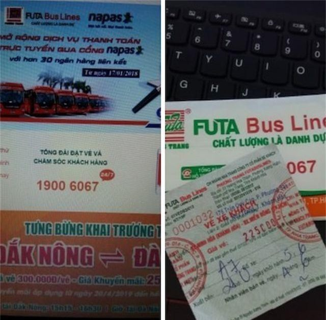Nữ sinh tố bị sàm sỡ trên xe khách Phương Trang gửi đơn lên công an - 1
