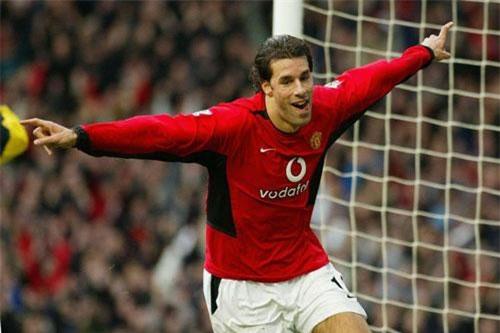 Ruud van Nistelrooy.