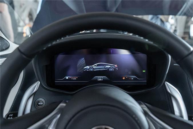 Sieu xe McLaren GT lan dau den chau A, gia 12,8 ty dong-Hinh-6