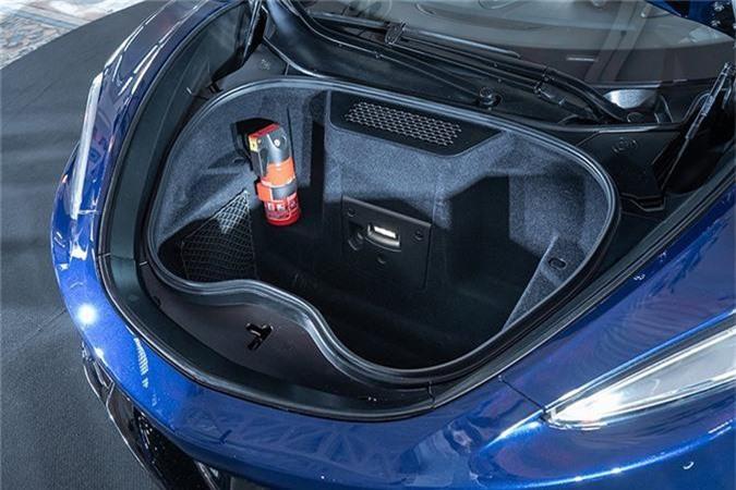 Sieu xe McLaren GT lan dau den chau A, gia 12,8 ty dong-Hinh-8