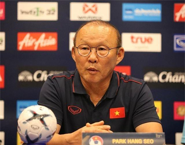 VFF sắp gia hạn hợp đồng với HLV Park Hang Seo - 1