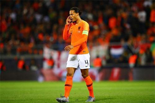 Trung vệ: Virgil van Dijk (Hà Lan). Ảnh: Getty.