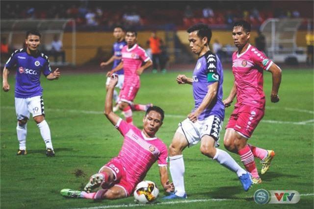 CLB Hà Nội – CLB Sài Gòn: Chạy đà cho AFC Cup (19h00 hôm nay trên VTV5, VTV6 và VTV Sports) - Ảnh 3.