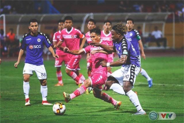 CLB Hà Nội – CLB Sài Gòn: Chạy đà cho AFC Cup (19h00 hôm nay trên VTV5, VTV6 và VTV Sports) - Ảnh 4.