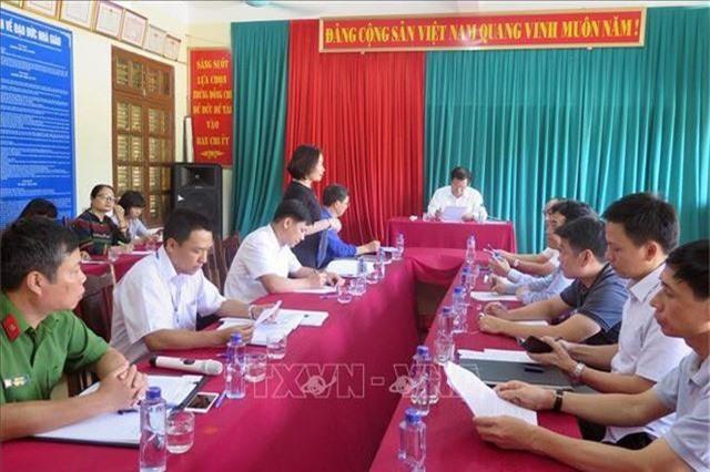 Sơn La cần rút kinh nghiệm từ kỳ thi THPT Quốc gia 2018, lấy lại niềm tin của phụ huynh và học sinh - Ảnh 1.