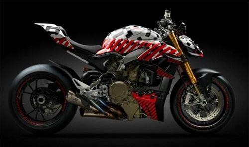 Ducati Streetfighter V4 luôn nằm trong kế hoạch sau khi ra mắt Panigale V4