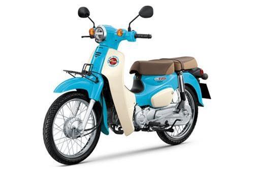 Khám phá Honda Super Cub 110cc 2019 giá 'mềm'