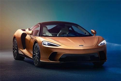 McLaren GT 2020.