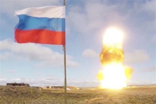 CLIP: Nga thử thành công tên lửa đánh chặn mới