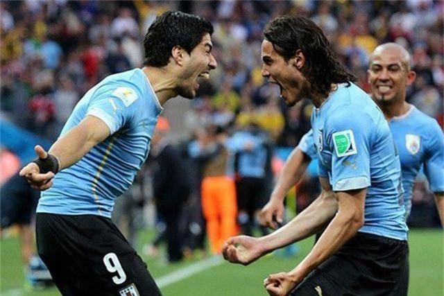 Uruguay - Ecuador: Chờ Cavani, Suarez thị uy sức mạnh - 2