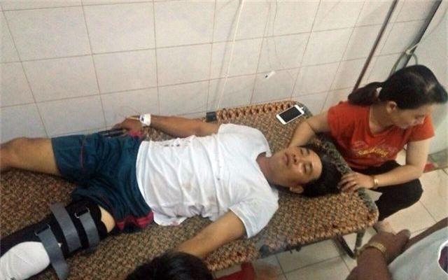 Vụ cán bộ biên phòng bắn nhiều người bị thương: Đồn phó đã tử vong - 3