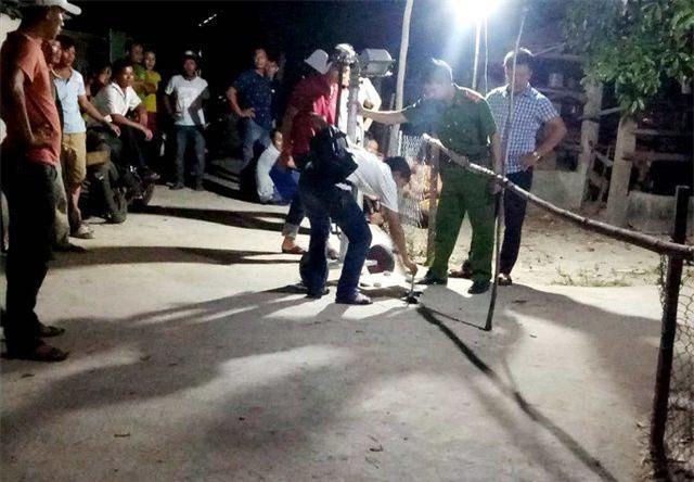 Vụ truy sát 3 cha con ở Quảng Nam: Khởi tố vụ án giết người