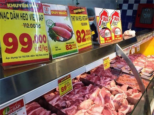 """TPHCM: Nhiều siêu thị đồng loạt giảm giá thịt heo giữa """"bão táp"""" dịch tả - 2"""