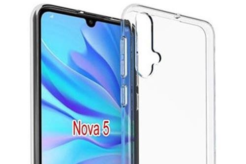 Huawei Nova 5 sắp ra mắt với camera selfie 32MP, sạc nhanh 40W