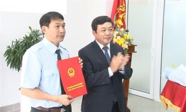 Lâm Đồng có tân Chánh Thanh tra tỉnh