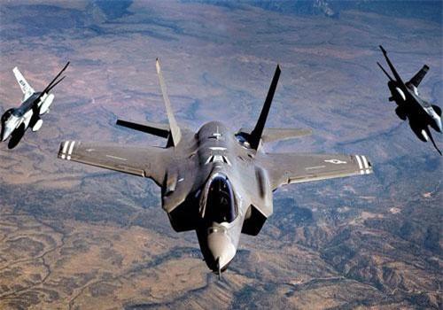 Chết lặng trước số chiến đấu cơ của Không quân Mỹ