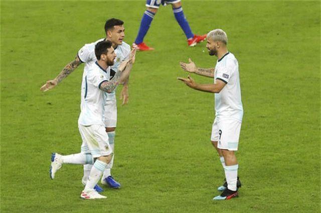 Messi ghi bàn, Argentina may mắn thoát thua Paraguay - 3