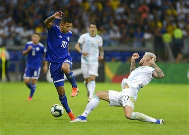 Messi ghi bàn, Argentina may mắn thoát thua Paraguay - 5