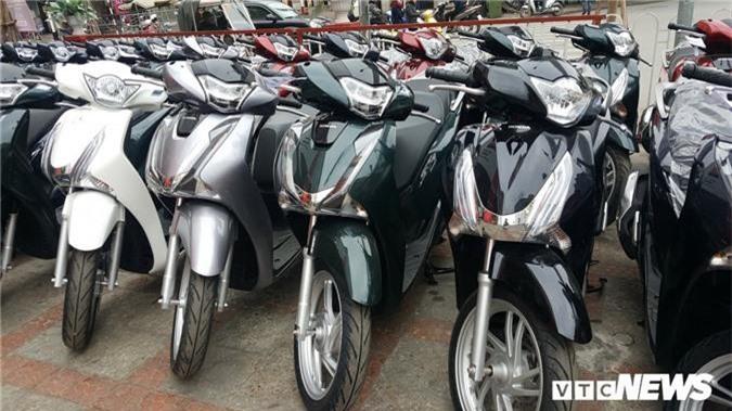 Nhiều người nghi ngờ Honda SH bị