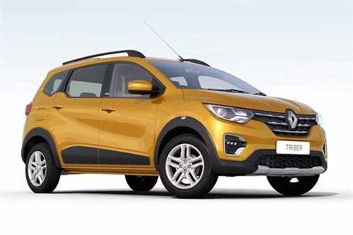 Renault Triber 2020.