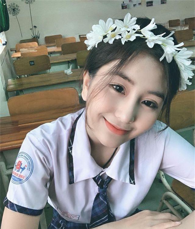 4 hot girl sinh năm 2001 sẵn sàng đối mặt với kỳ thi THPT quốc gia - 7