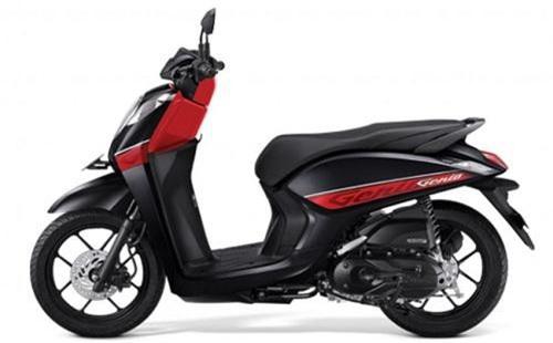 Honda Genio 2019 sẽ ra mắt tới 2 phiên bản